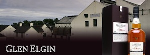 Glen Elgin distillery and bottling